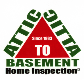 Attic To Basement Home Inspection Logo